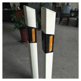 铁路玻璃钢标志桩生产厂 张家界曲线标志桩