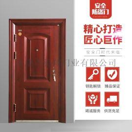 现货供应欧式客厅木门专业定制实木杉木复合烤漆门