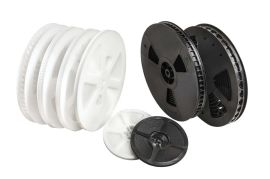 32mmSMD元器件塑胶载带 佛山高透黑色塑胶载带