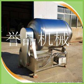 肉制品加工厂专用真空滚揉机-不锈钢大型腌肉滚揉机