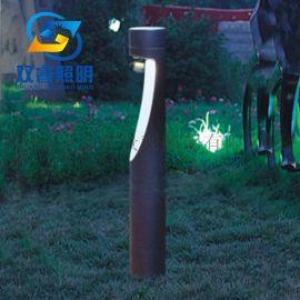 绿化带草坪灯定制户外led不锈钢柱头灯直发草坪灯