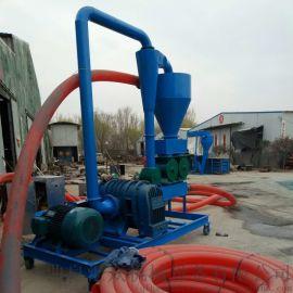 软管螺旋车载吸粮机 高效气力型自动吸送一体机 Lj