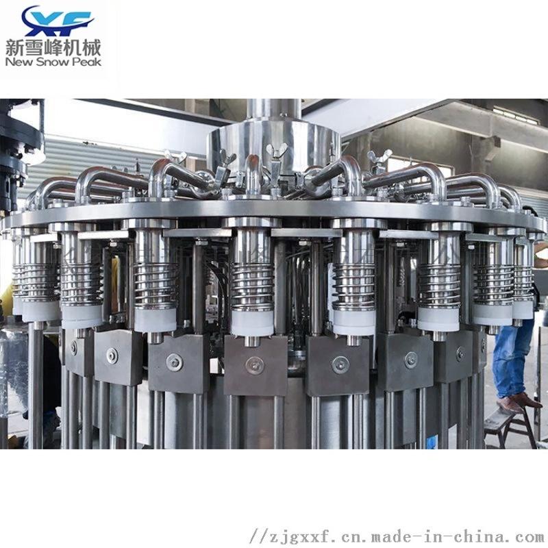 全自动果汁饮料灌装机生产线 果汁饮料灌装生产设备