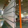 300宽铝条扣加油站吊顶 白色新能源铝条扣效果图例