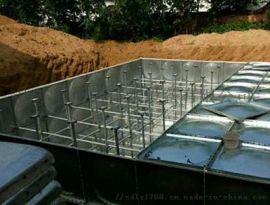 组合焊接不锈钢水箱五大特点