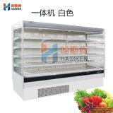 立式大型保鮮櫃風幕櫃