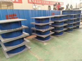 路泽钢结构厂家直销高阻尼橡胶支座
