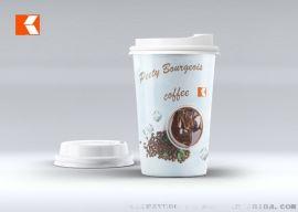 高品質一次性塑料咖啡杯廠家直銷