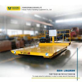 实验室自动搬运试验车 液压升降石油设备运输电动平车