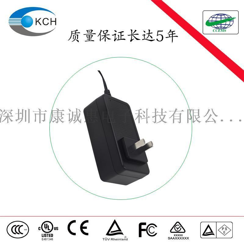 25.2V1A 中规 双组DC输出25.2V1A18650锂电池充电器