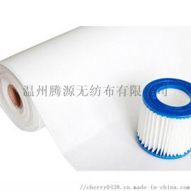 耐高温化学浸渍过滤油无纺布GL-R056H