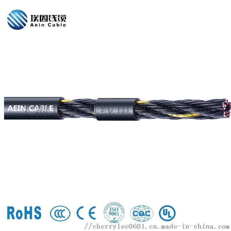 高速**耐弯曲拖链电缆