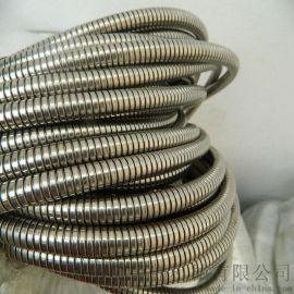 双扣不锈钢金属软管   DN25规格厂家直发