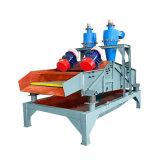 细沙回收脱水一体机脱水筛分设备高频振动脱水筛