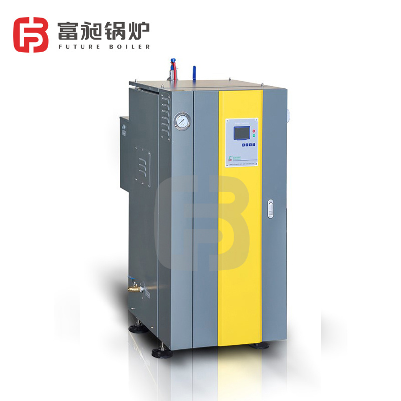 廠家直銷富昶燃氣熱水鍋爐 工業鍋爐 電加熱蒸汽鍋爐