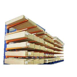 广州伸臂架,广东悬臂货架厂,长条形料架