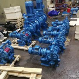 DBY衬**电动隔膜泵