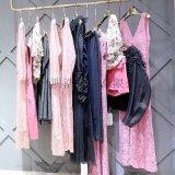 品牌折扣女裝西蔻時尚夏季連衣裙貨源批發找廣州明浩