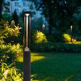 高杆燈led草坪燈景觀燈戶外庭院燈簡約公園燈路燈