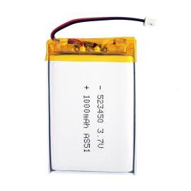 523450 3.7v 1000mah聚合物电池