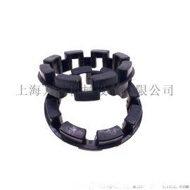 弹性体联轴器胶垫缓冲垫黑色NOR-MEX214-10
