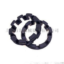 弹性体联轴器胶垫缓冲垫黑色NOR-MEX168-10