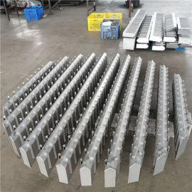 萍乡塔内件槽式液体分布器不锈钢进料分布器作用