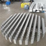 萍鄉塔內件槽式液體分佈器不鏽鋼進料分佈器作用