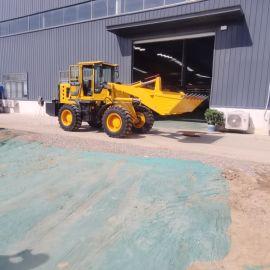 农用小铲车 四驱铲车装载机 多功能柴油装载机