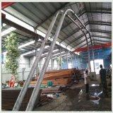 粉體輸送設備 組合傾斜管鏈加料機 六九重工 環形管
