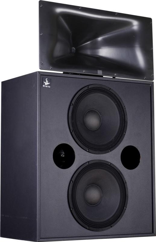 两分频银幕线阵列, 中小型影厅专用扬声器,影院专业音响