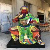 浙江铸铜佛像韦陀菩萨厂家,铜雕关公生产厂家