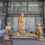 温州昌东观音菩萨厂家,大型露天观音佛像定做生产厂家