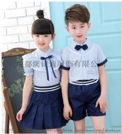 成都澳诗逸夏季儿童服装定制