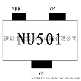 LED灯带定电流ICNU501-1A020