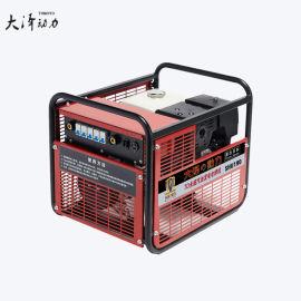本田动力190A汽油发电电焊一体机