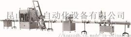 灌装自动化GZB-5L全自动液体灌装机