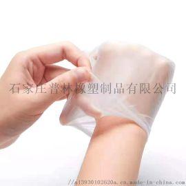 一次性PVC手套餐饮劳保行业油漆涂料业