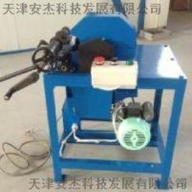 天津安杰非标设备定制 砂带打磨机
