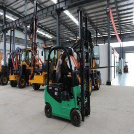 厂家直销 环保电动叉车 升高3米小型电动叉车