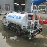 工程三輪灑水車,煤場揚塵治理灑水車