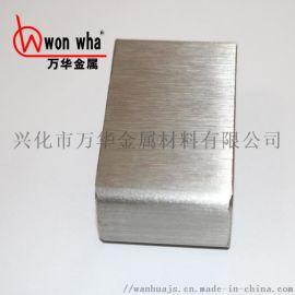 华新丽华303cu不锈钢方棒耐腐蚀冷拔易切削棒料