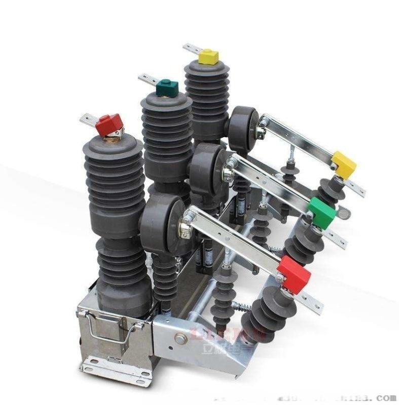 10KV户外柱上高压断路器参数型号