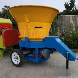 龙江圆捆草捆拆捆机 成捆稻草粉碎机厂家