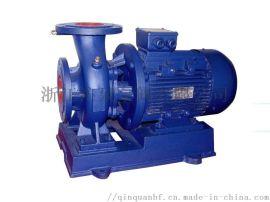 沁泉 立式管道泵,管道离心泵,沁泉牌立式管道泵,