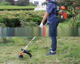 贺州市重修王割草机四冲程背负式滚轮型除草机