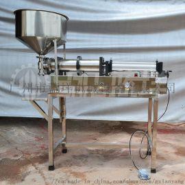 半自动灌装机,气动灌装机,蜂蜜灌装机