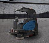 西安容恩駕駛式掃地車 工廠車間廠區用電動掃地機