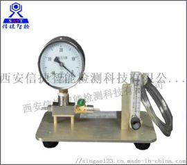 体外循环管路甭管性能实验装置