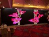 办公楼大堂LED墙面高清P2.5全彩电子屏